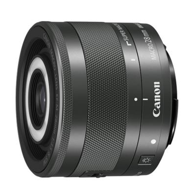 Canon EF-M 28mm f/3.5 Macro IS STM微距鏡 (公司貨)