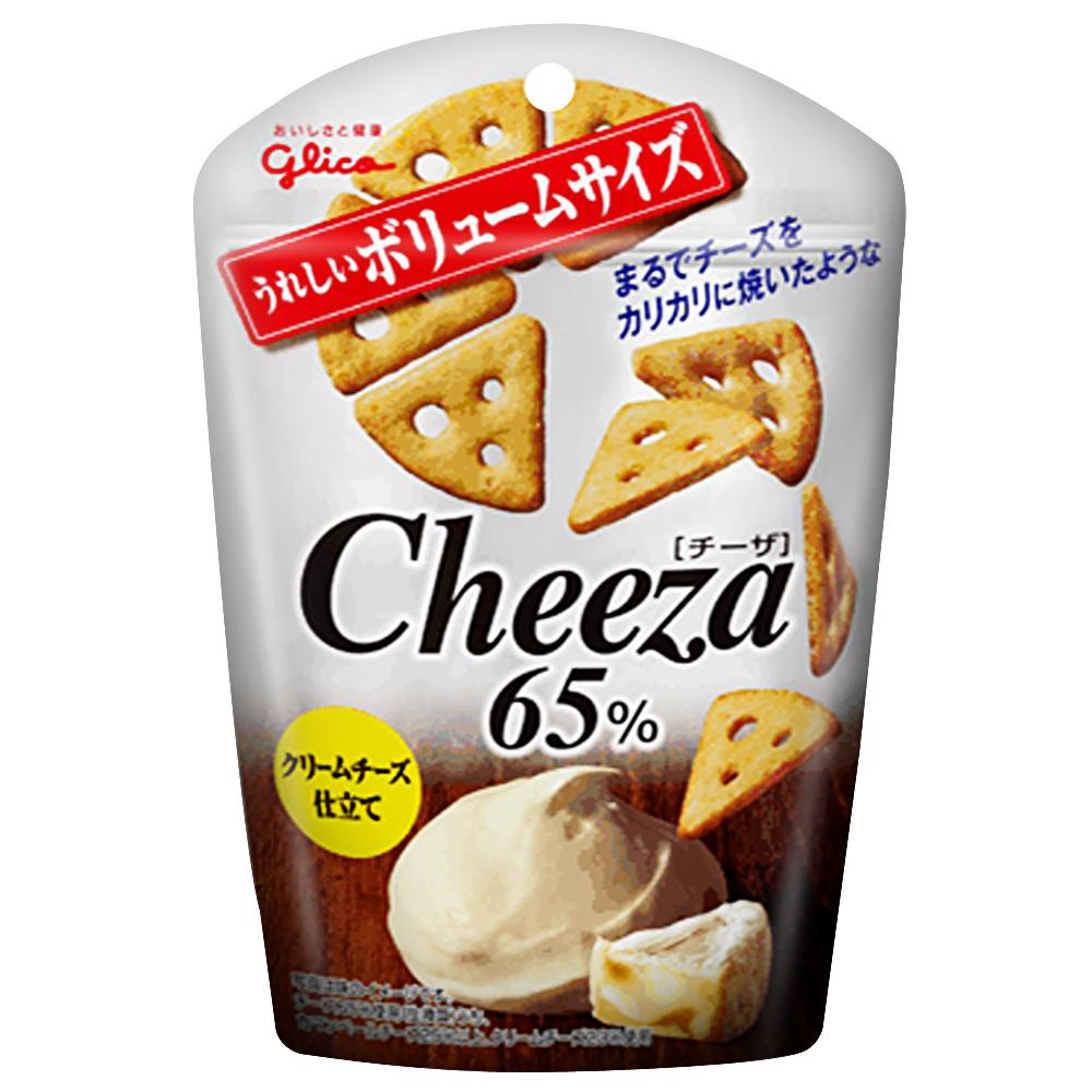 GLICO格力高 Cheeza奶油起司脆餅(50g)