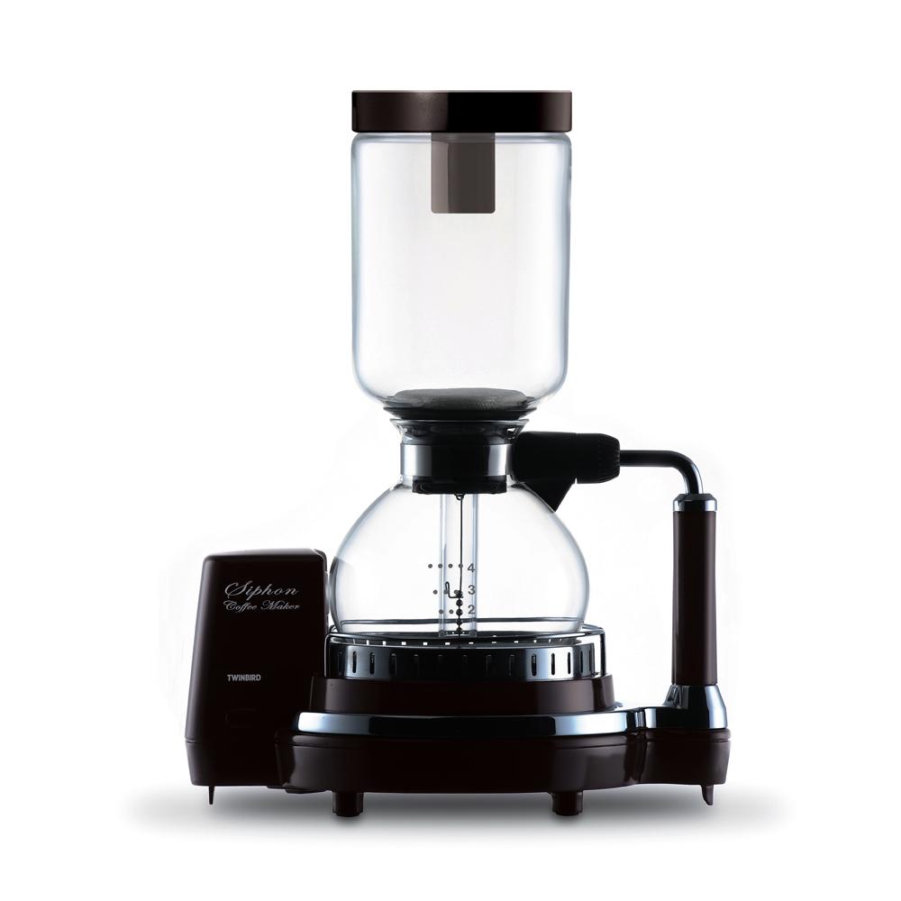 日本TWINBIRD電動虹吸式咖啡壺(CM-D853)
