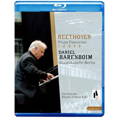 貝多芬鋼琴協奏曲全集 BD