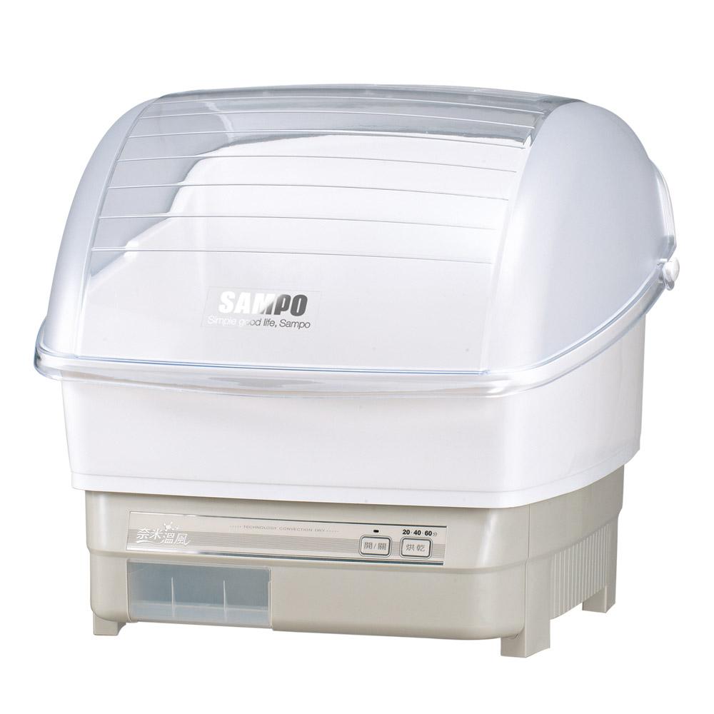SAMPO聲寶 10人份溫風式烘碗機 KB-DB10W