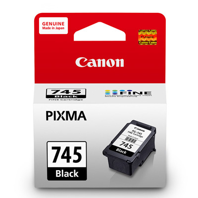 CANON PG-745 原廠黑色墨水匣