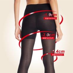 法國DIM-「28天超激塑」美肌體雕襪