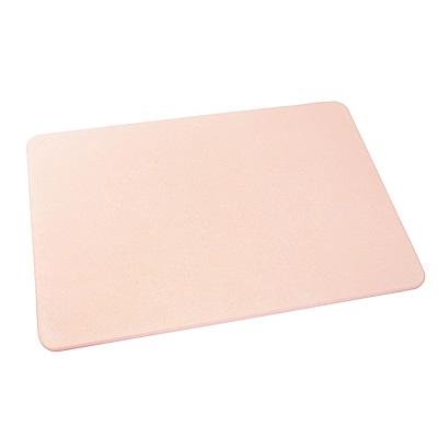 優質輕量款珪藻土吸水地墊-粉色系(三入)