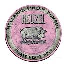 *REUZEL 粉紅豬水性髮油113g