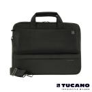 TUCANO Dritta MB 13.3吋簡約時尚側背包-黑