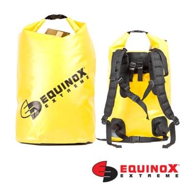 EQUINOX雙肩背防水包50L-素色
