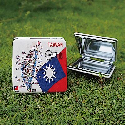 JB DESIGN-就是愛台灣小方鏡