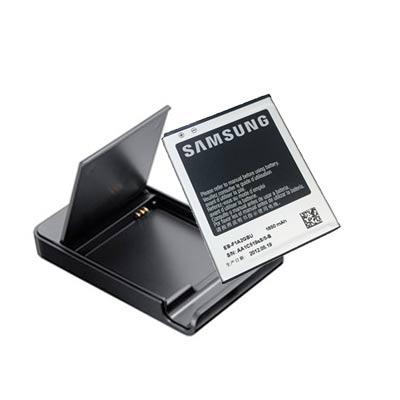 Samsung S2 / 9100原廠配件組( 電池+座充)