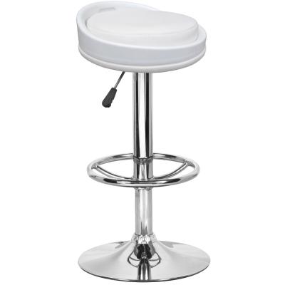 E-Style 高級舒適型PU皮革椅面-吧台椅/洽談椅/會客椅/高腳椅(4入組)三色