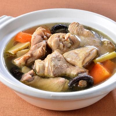 泰亞迷 泰式香茅鮮菇雞湯-1包(1500g/包)