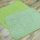 范登伯格 - 菱格 天然植草枕套 (兩入一組 - 50x70cm)