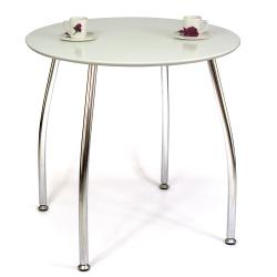 aaronation 愛倫國度 - 時尚設計造型圓桌80x80x75.5cm