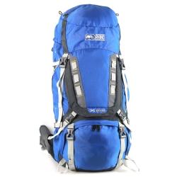 犀牛SMS 65+10公升背包-藍