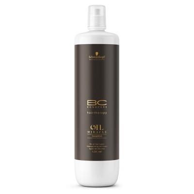 施華蔻-BC精油奇跡洗髮露-無壓頭-1250ml