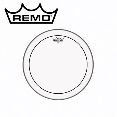 REMO PS-0316-00 16吋雙層透明油面鼓皮