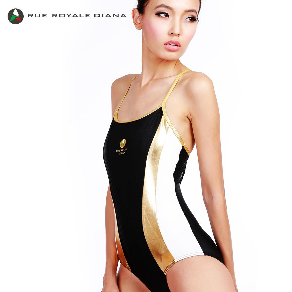 義大利DIANA 成人時尚連身泳裝 R110002