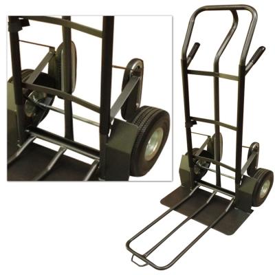 COLOR 鐵製重型推車(樓梯滑軌設計)