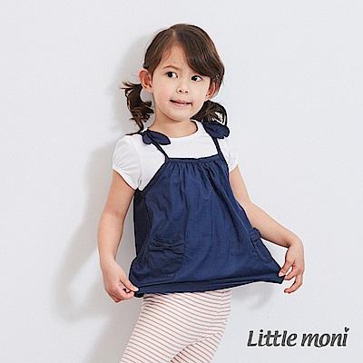 Little moni 女孩兩件式上衣 (2色可選)