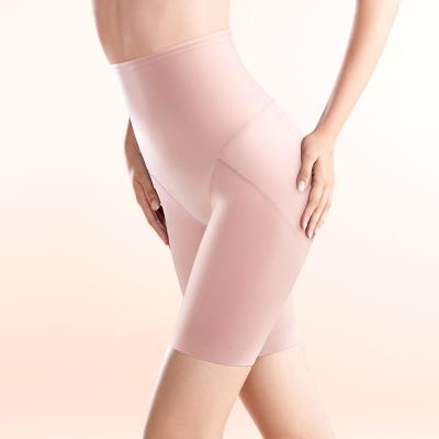 黛安芬-曲線美体衣-緊緻保養系列-M-EL高腰美体褲-蜜桃幕斯