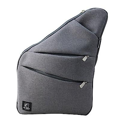 US DUCK超薄貼身防盜包-灰色5-UN-170516