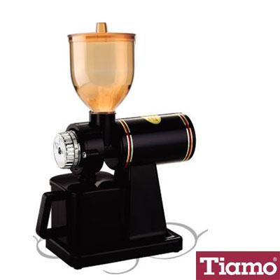Tiamo 700S 半磅電動磨豆機-三色