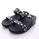 Disney迪士尼-Mickey厚底涼鞋-FO64740黑(女段)