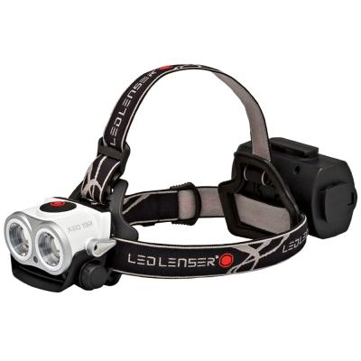 德國 LED LENSER XEO 19R 專業多功能強光頭燈-白