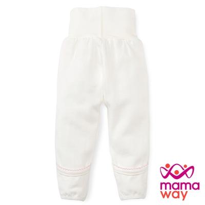 【Mamaway】新生兒內著褲(粉紅)