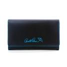 Arnold Palmer- 零錢卡片夾 青春跳色系列-個性藍調