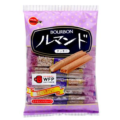 Bourbon北日本 蘿蔓捲(96.2g)