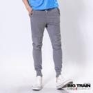 BIG TRAIN 和柄忍者褲-男-麻灰