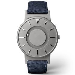 EONE 美國設計品牌 Bradley 觸感腕錶-沈靛藍/40mm