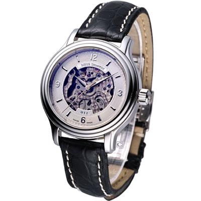 Revue  Thommen 浮華世紀鏤空機械腕錶-33mm