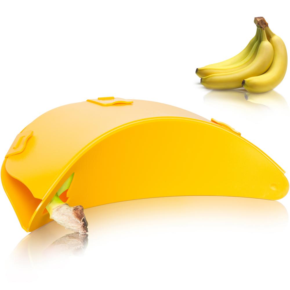 TK 香蕉外出收納盒(黃)