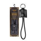 WK香港潮牌 iOS榮耀系列鑰匙圈充電線/WDC 032-L 30cm