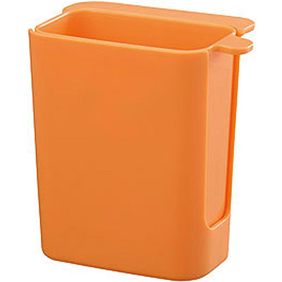 A3 Out 吸盤式垃圾盒(橘)