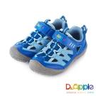 Dr. Apple 機能童鞋 帥氣流線剪裁活力色彩涼童鞋款  藍