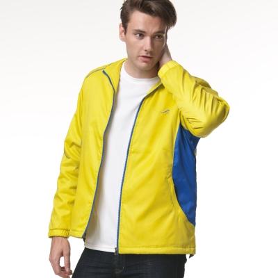 聖手牌 外套 黃色系 運動休閒鋪棉外套