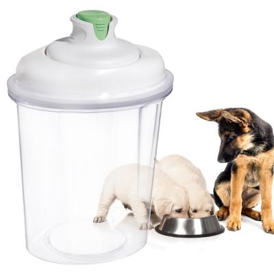 JohoE 自動抽真空食物保鮮儲存罐-3.5L