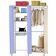 巴塞隆納-W2型60公分-E60公分電腦桌衣櫥架