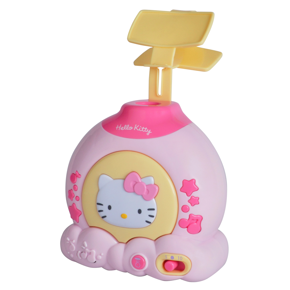 Hello Kitty 投影音樂鈴