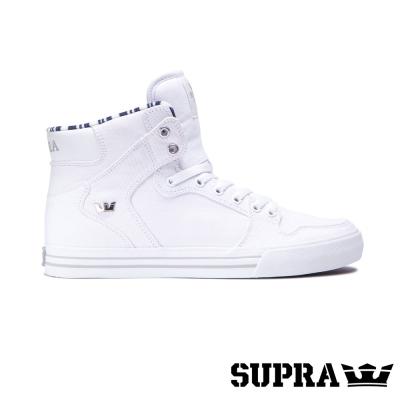 SUPRA Vaider系列男鞋-白/灰