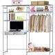 巴塞隆納-WP3型90公分-E90公分電腦桌衣櫥架-無防塵