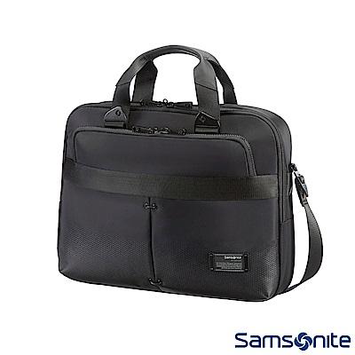 Samsonite新秀麗 CityVibe都會商務輕量型公事包16吋(黑)