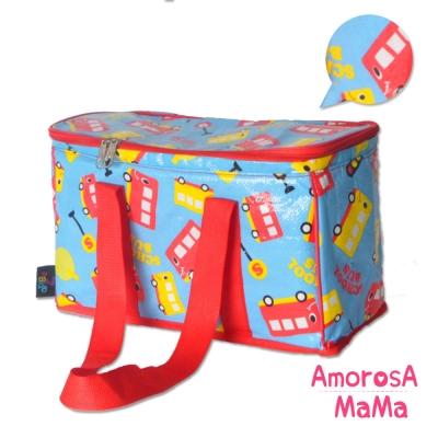 Amorosa Mama 多用手提式保冷保溫袋/野餐包/保鮮袋 (巴士)