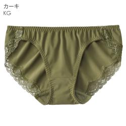 aimerfeel 超盛無痕內褲-草綠色