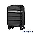 Samsonite 新秀麗 24吋LEVACK 線型紋理雙輪PC硬殼行李箱(石墨黑)