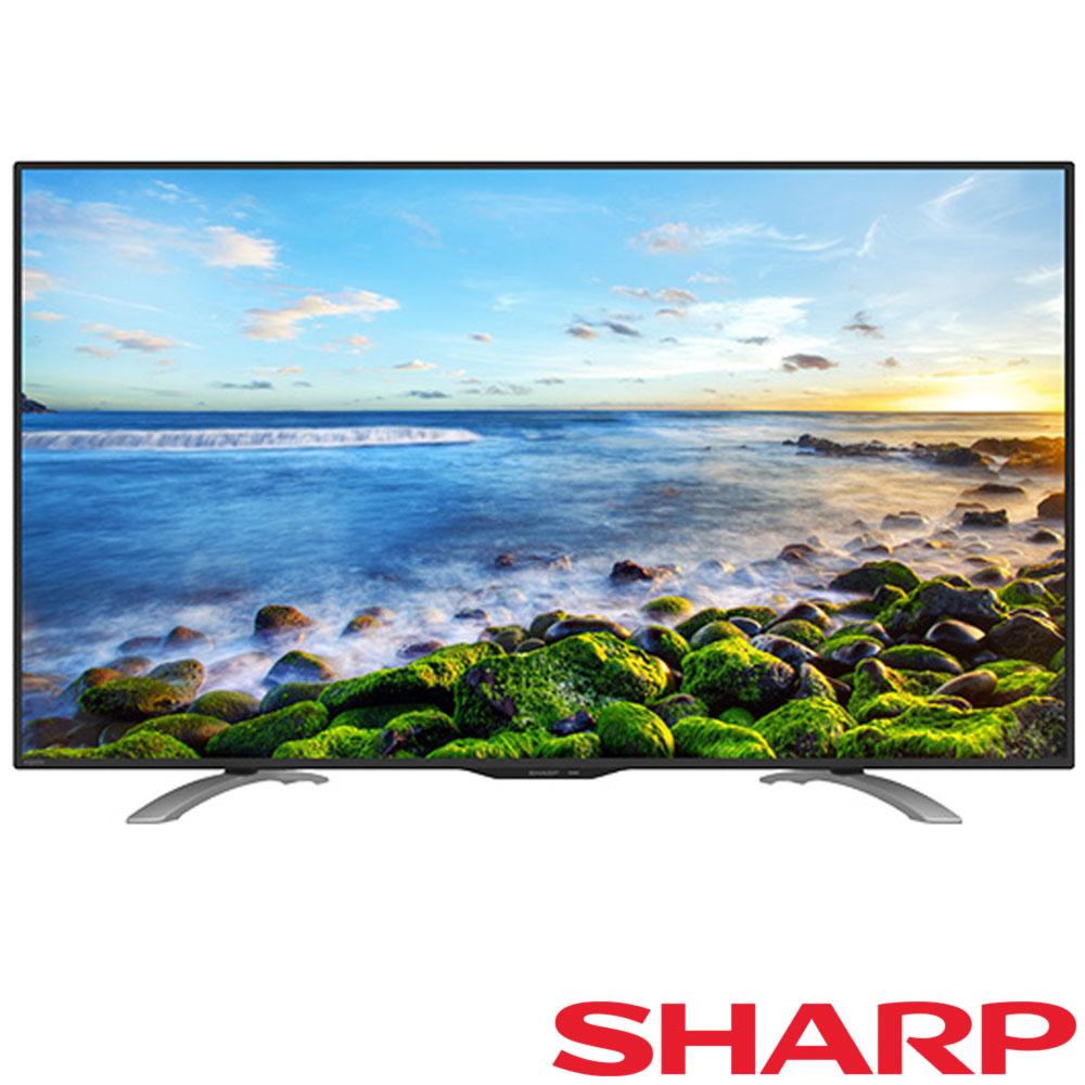 SHARP夏普 50吋 FHD智慧連網液晶電視 LC-50LE580T