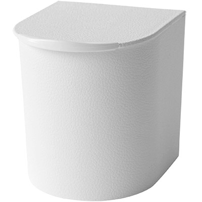 Sceltevie抗菌附鏡收納盒白
